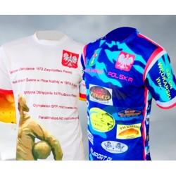 Gol koszulka personalizowana według własnego projektu