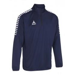 Bluza dresowa Select Argentina z zamkiem 1/2