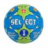 Piłka ręczna Select Solera NTH niebieski / zielony