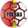 Piłka nożna Select Polska biało - czerwona