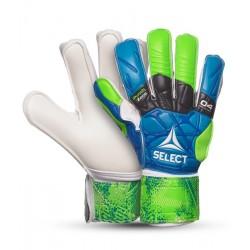 Rękawice bramkarskie Select 04 Kids Protection dla dzieci i młodzieży z szyną - ochroną palców