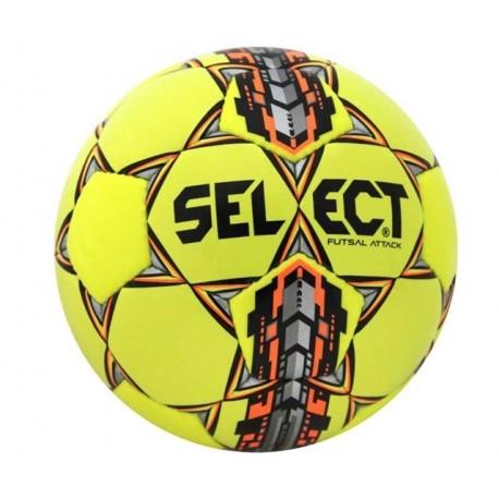 Select Futsal Attack 2016 piłka halowa futsalowa żółta