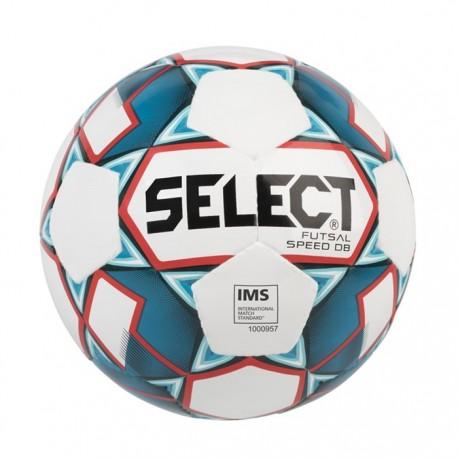Select Futsal Speed piłka halowa futsalowa biały