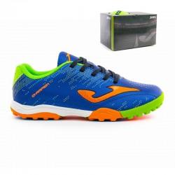 Buty piłkarskie dziecięce młodzieżowe na orlika - sztuczną trawę Joma Champion Junior Turf Rzep + piłka gratis PROMOCJA