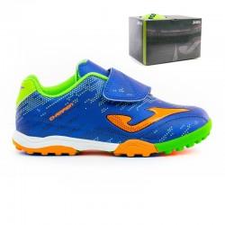 Buty piłkarskie dziecięce młodzieżowe na rzep na orlika - sztuczną trawę Joma Champion Junior Turf + piłka gratis PROMOCJA