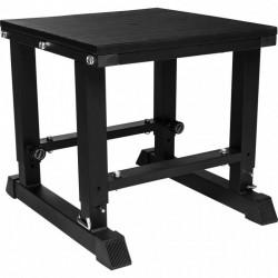 Podest plyometryczny regulowany skrzynia stołek
