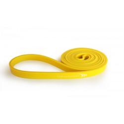 Guma do ćwiczeń power band żółta opór 8-13 Yakimasport
