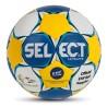 Piłka ręczna Select Ultimate EHF Euro 2016 Sweden niebieski/żółty/biały