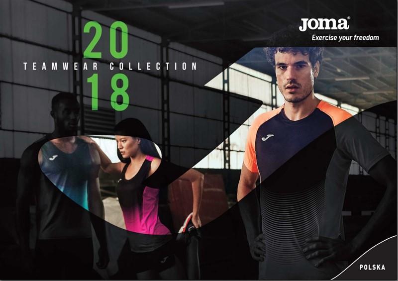 Katalog Joma 2018 Polska